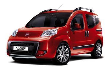 Speciaal voor ons: Fiat Qubo Trekking