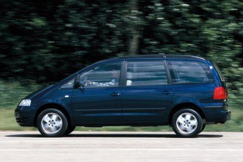 volkswagen sharan 2 8 v6 highline 2001 autotest. Black Bedroom Furniture Sets. Home Design Ideas