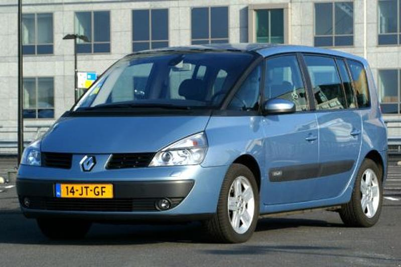 Renault Espace 2.0 Turbo Expression (2003)