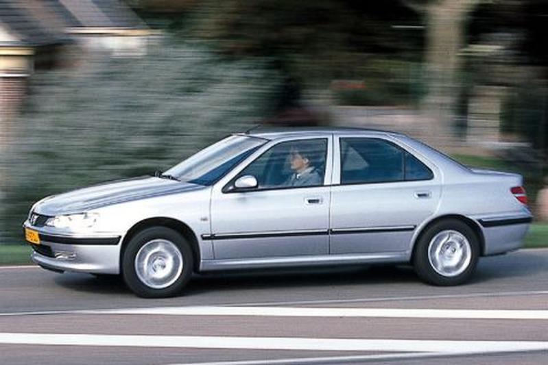 Peugeot 406 SV 2.2-16V (2001)