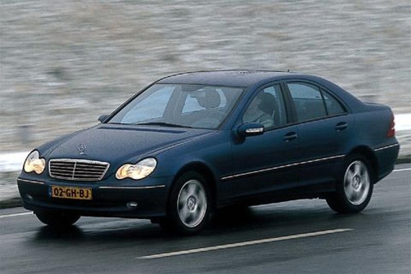Mercedes-Benz C 180 Classic (2001)