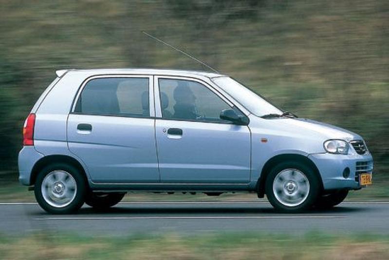 Suzuki Alto 1.1 GLS (2002)