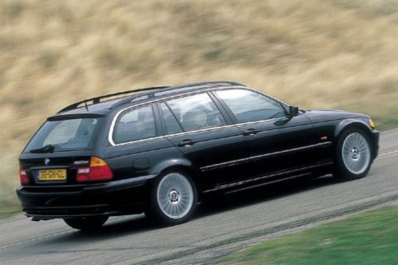 BMW 330d touring Executive (2001)