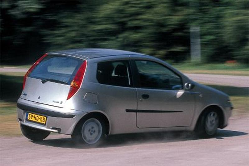 Fiat Punto 1.9 JTD ELX (2001)