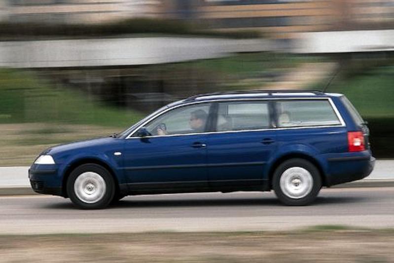 Volkswagen Passat Variant 1.9 TDI 100pk Trendline (2001)