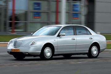 Lancia Thesis 2.0 Turbo 20v Emblema (2002)