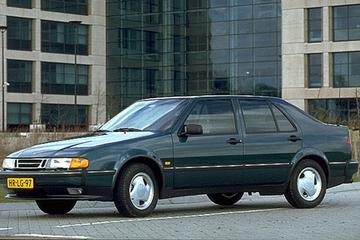 Saab 9000 CSE 2.3i Ecopower (1994)