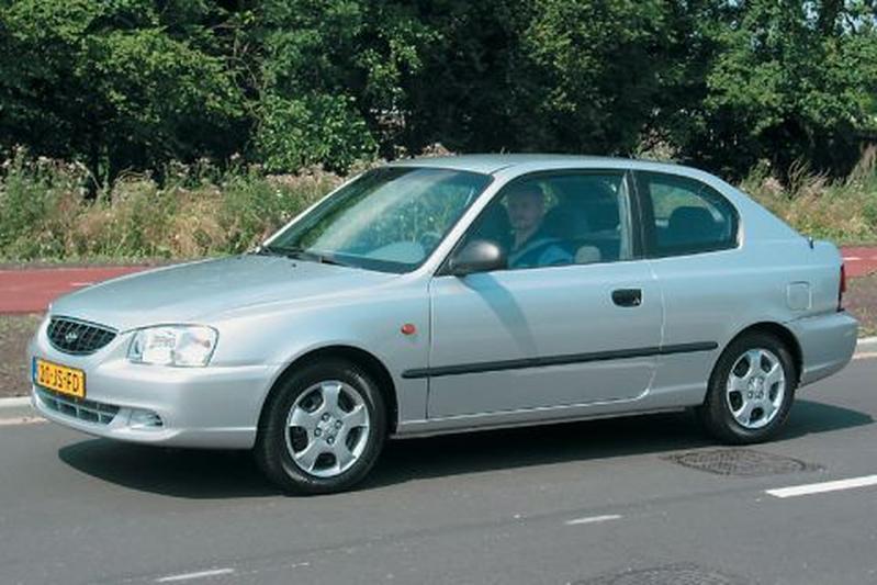 Hyundai Accent 1.5 LS aut. (2002)