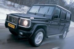 Mercedes-Benz G 400 CDI Lang