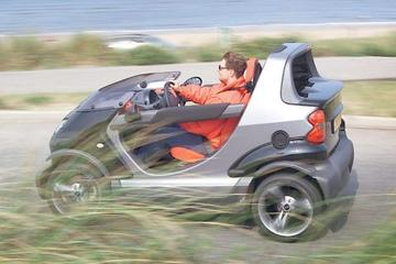 Smart Crossblade (2002)