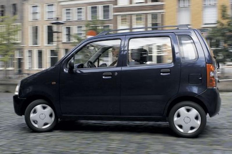 Suzuki Wagon R+ 1.0 GL (2002)