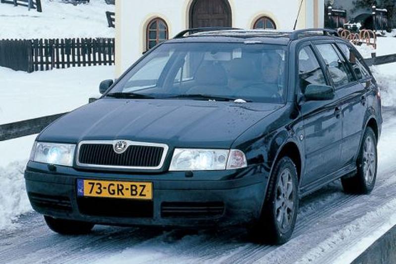 Skoda Octavia Combi 1.8 Turbo 20V L&K 4x4 (2002)
