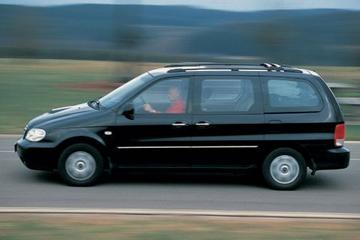 Kia Carnival 2.9 HPDI EX Luxe (2002)