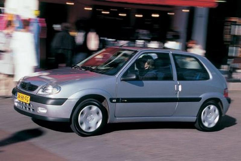 Citroen Saxo 1.4i Furio VTS (2002)