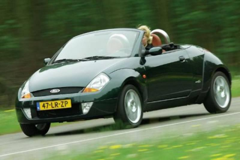 ford streetka 2003 autotest. Black Bedroom Furniture Sets. Home Design Ideas