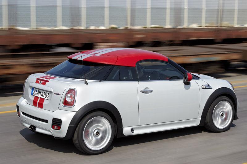 Rij-impressie Mini Coupe JCW