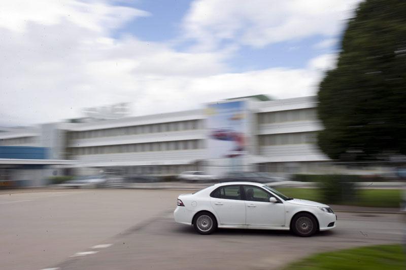 Klok tikt nog steeds bij Saab