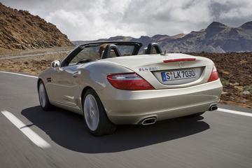 Zomeraanbiedingen voor de Mercedes-Benz SLK