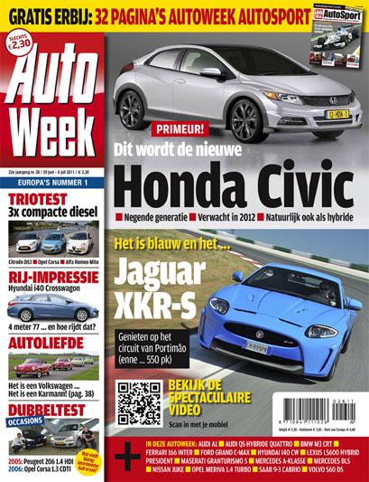 AutoWeek 26 2011