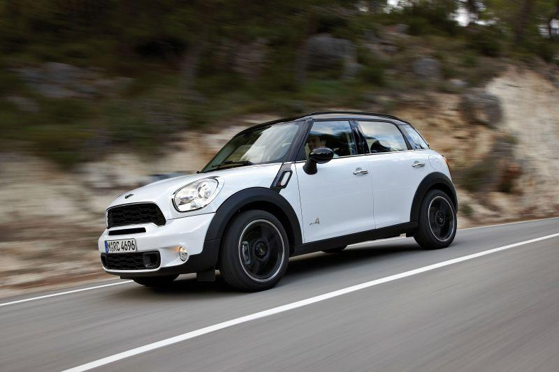 Mini Countryman Cooper S All4 (2010)