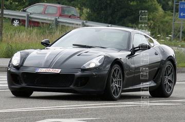 Ferrari-embryo steigert al