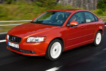 Volvo brengt Limited Edition van S40/V50