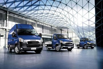 Nieuwe Iveco Daily in september