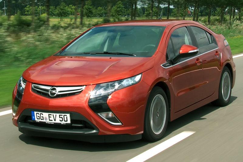 Rij-impressie Opel Ampera