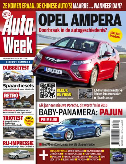AutoWeek 27 2011