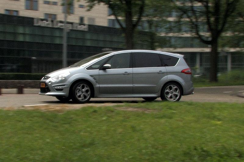 Rij-impressie Ford S-Max 2.2 TDCi