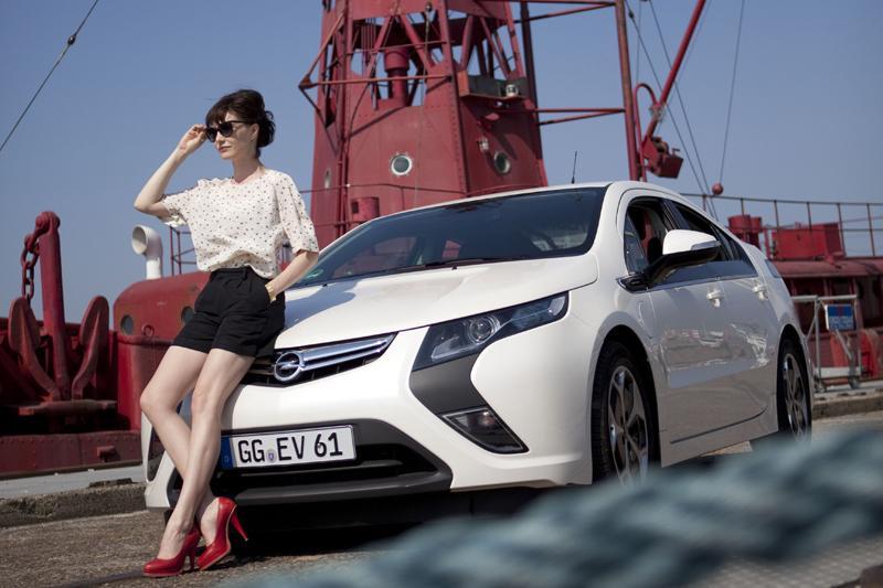Opel Ampera stoot 27 gram CO2 per kilometer uit