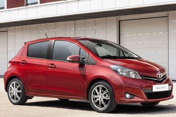 Toyota Yaris 1.3 VVT-i Dynamic (2011)