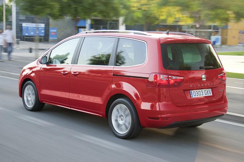 Seat Alhambra 1.4 TSI Ecomotive Technologies (2010)
