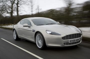Aston Martin Rapide (2010)