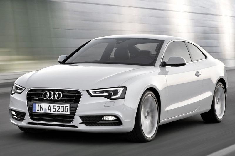 Audi A5 Coupé 2.0 TDIe 163pk Pro Line (2012)