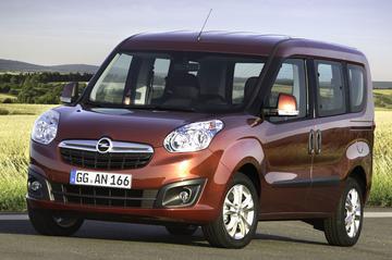 De nieuwe Opel Combo ken je ergens van