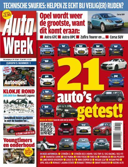AutoWeek 29 2011