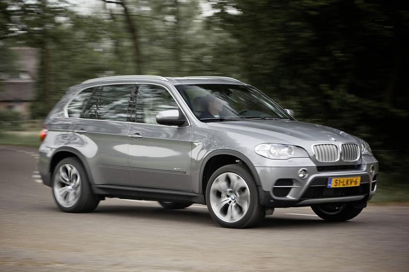BMW X5 Xdrive30d High Executive (2010)