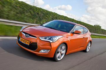Gereden: Hyundai Veloster