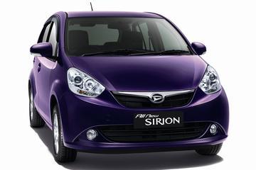 Voor de volledigheid: de nieuwe Daihatsu Sirion