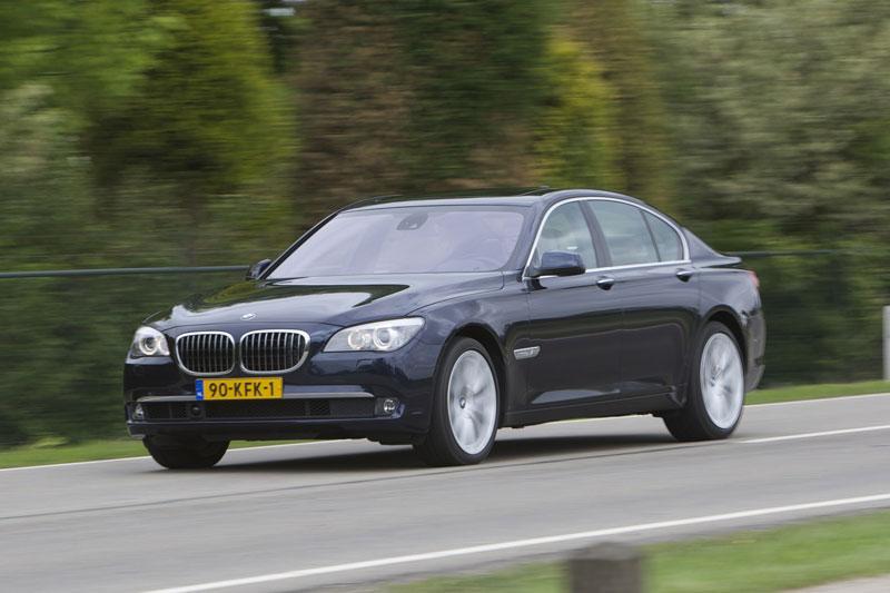 BMW 740d High Executive (2010)