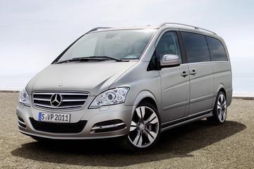 Mercedes Viano Vision Pearl: S-klasse onder busjes