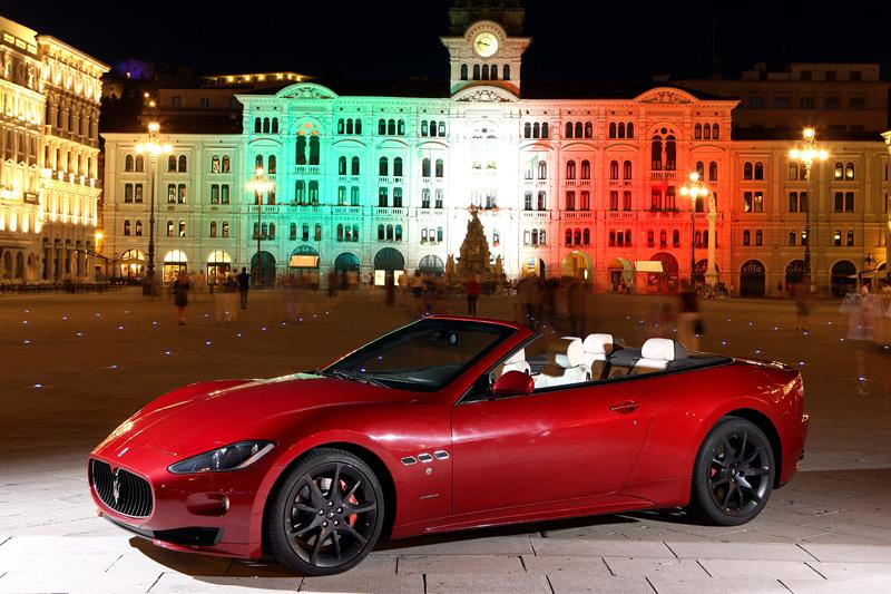 Maserati GranCabrio Sport geprijsd
