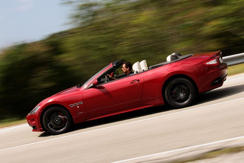 Gereden: Maserati GranCabrio Sport
