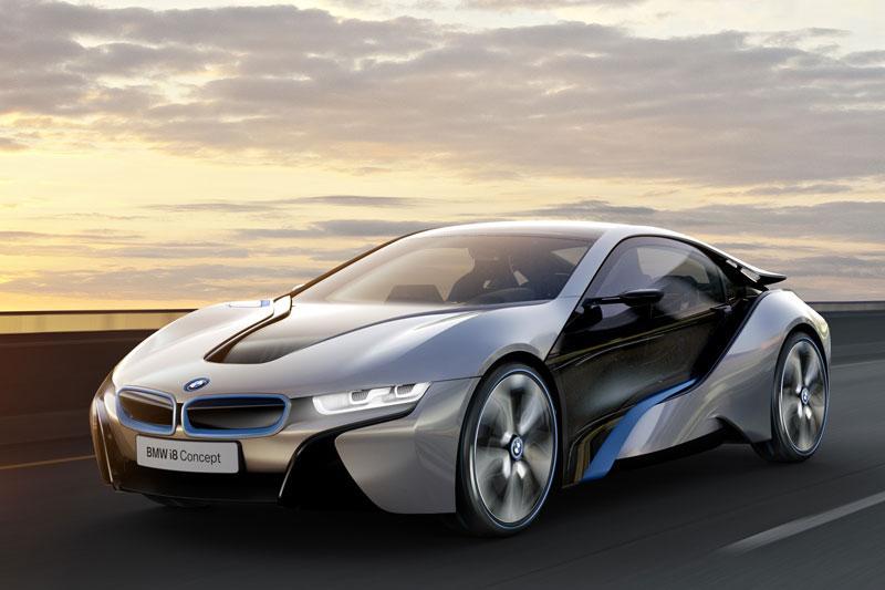 BMW i8: voor als het echt speciaal mag zijn