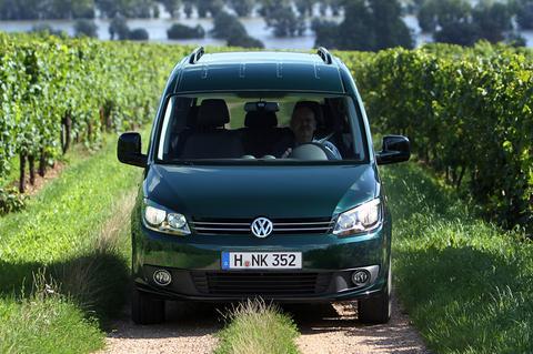 volkswagen caddy combi maxi 2 0 tdi 110pk 4motion highline. Black Bedroom Furniture Sets. Home Design Ideas