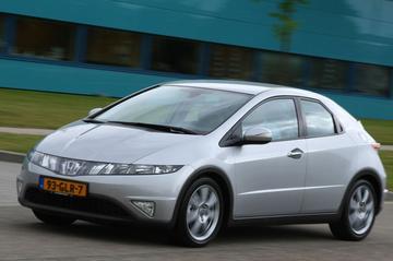 Honda Civic 1.8 Sport-2008