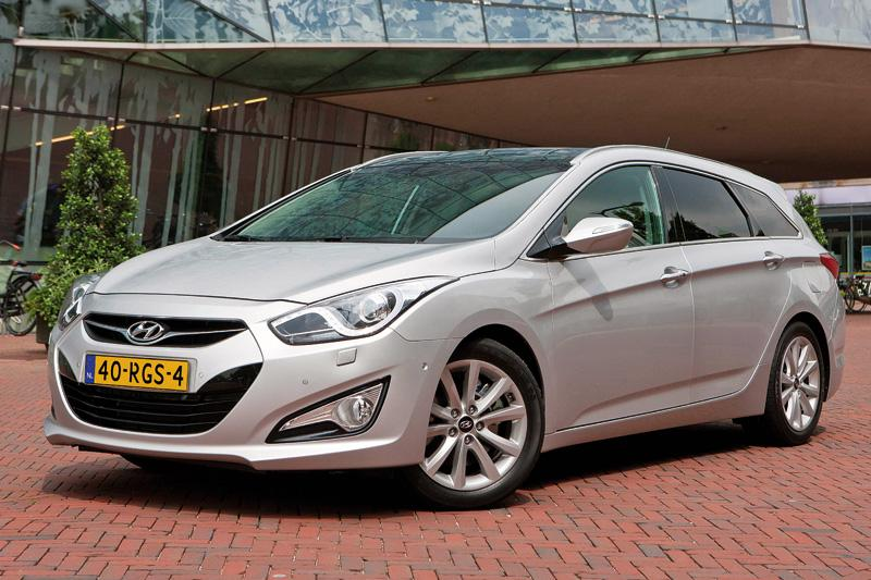 Hyundai i40 Wagon 1.6 GDI Blue Business Edition (2012)
