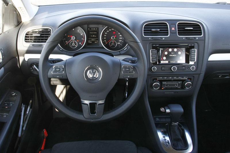 Volkswagen Golf Variant 1.4 TSI DSG Highline (2010) Autotest - AutoWeek.nl