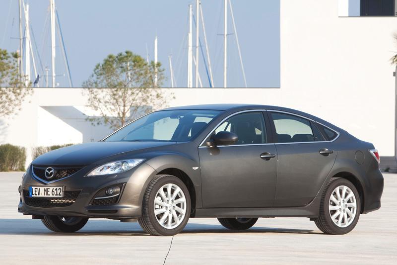 Mazda 6 2.2 CiTD 163pk GT-M Line (2010)